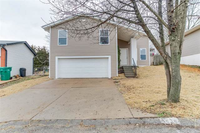 1828 Fairfax, Barnhart, MO 63012 (#20003634) :: Peter Lu Team