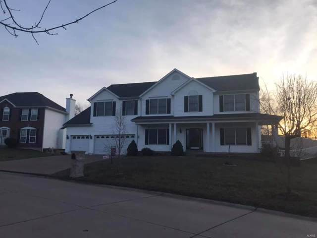 11 Country Crossing Estates Drive, Saint Peters, MO 63376 (#20003666) :: Matt Smith Real Estate Group