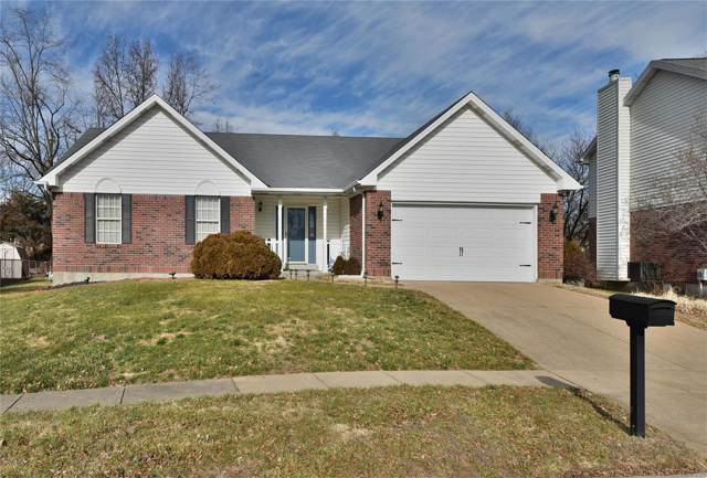 4043 Les Cherbourg, Florissant, MO 63034 (#20003669) :: Clarity Street Realty