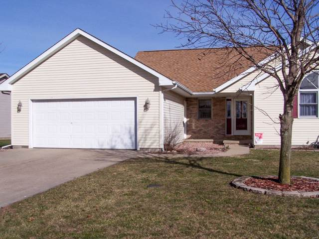 128 Post Road, VIRDEN, IL 62690 (#20003694) :: Clarity Street Realty