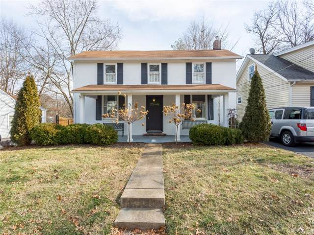 22 N Iola Drive, Webster Groves, MO 63119 (#20003708) :: Hartmann Realtors Inc.