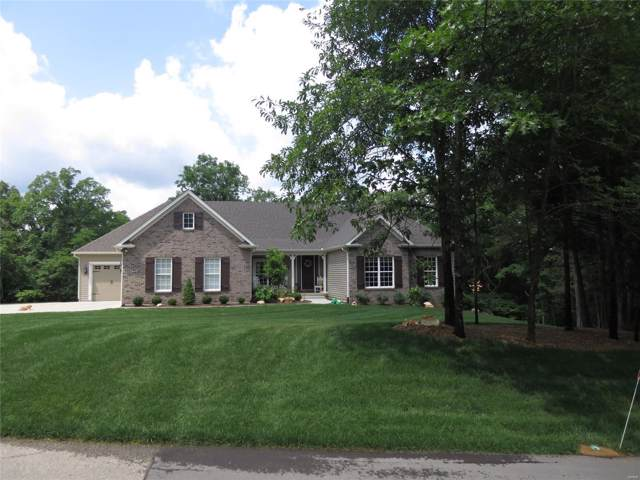 18609 Windy Hollow Lane, Wildwood, MO 63069 (#20003726) :: The Becky O'Neill Power Home Selling Team