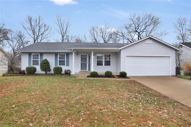 1550 Athens Drive, Saint Peters, MO 63376 (#20003746) :: RE/MAX Professional Realty