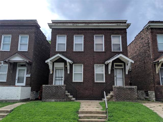 3917 Cora Avenue, St Louis, MO 63115 (#20003771) :: RE/MAX Professional Realty