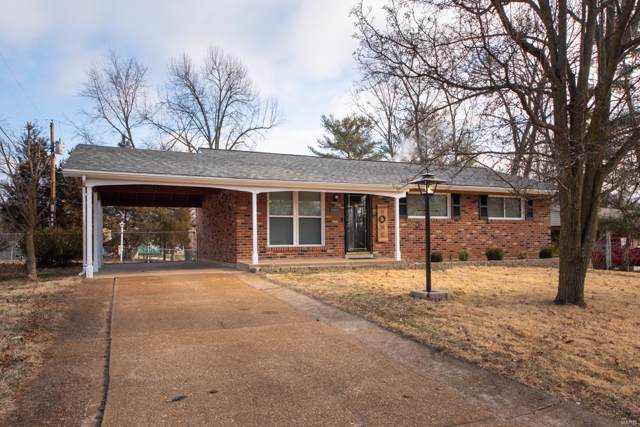 709 Brevity Drive, St Louis, MO 63129 (#20003776) :: Clarity Street Realty