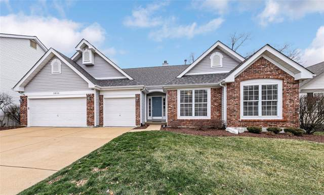 2825 Westridge Oaks Court, Wildwood, MO 63040 (#20003831) :: Sue Martin Team