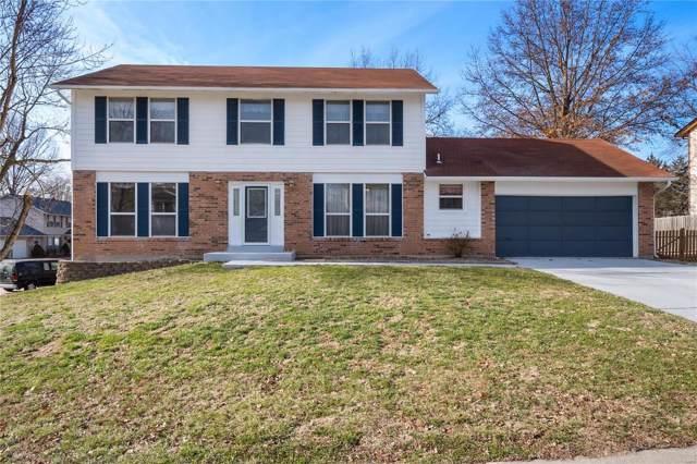 1201 Tara Lane, Saint Charles, MO 63304 (#20003847) :: St. Louis Finest Homes Realty Group