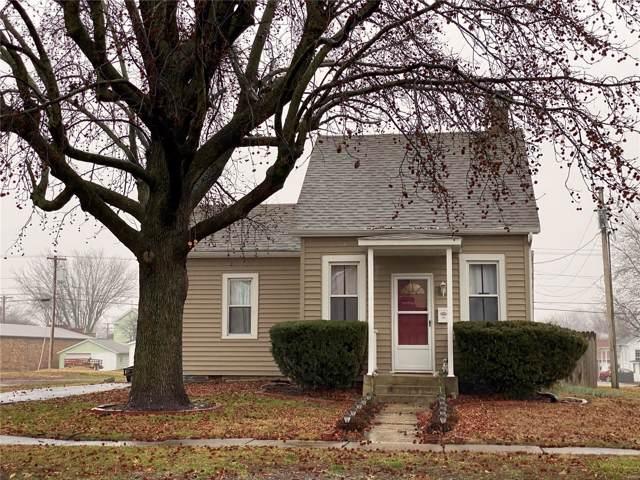 520 Locust Street, RED BUD, IL 62278 (#20003860) :: Fusion Realty, LLC