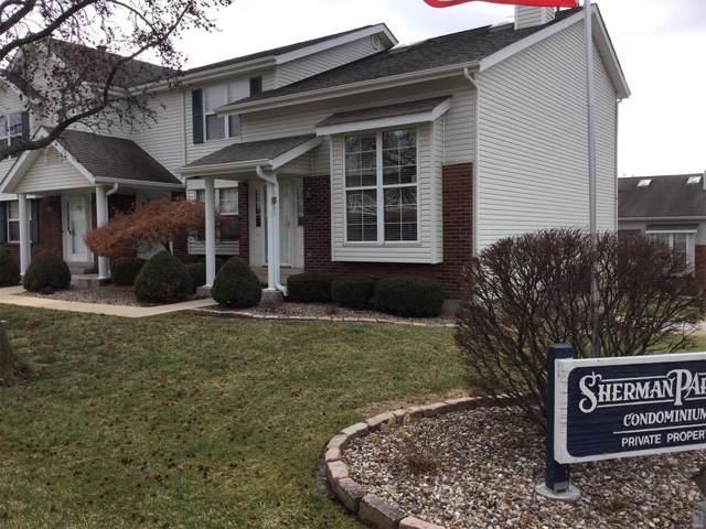 1768 Azealea Court #8, Saint Charles, MO 63303 (#20003872) :: St. Louis Finest Homes Realty Group