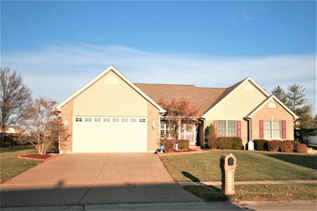 2218 Quaint Cottage Drive #1323, O'Fallon, MO 63368 (#20003914) :: Kelly Hager Group | TdD Premier Real Estate