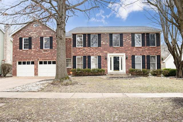 1835 Sullivan Pointe Drive, Wildwood, MO 63011 (#20003923) :: St. Louis Finest Homes Realty Group