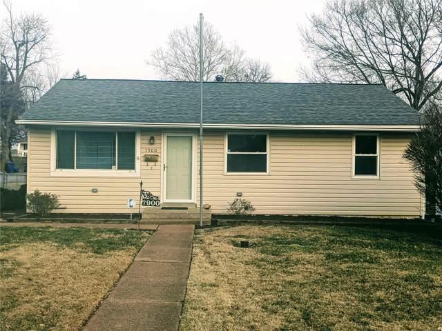 7900 Harlan Avenue, Affton, MO 63123 (#20003925) :: Clarity Street Realty