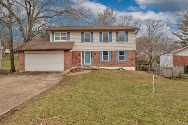 679 Crowsnest Drive, Ballwin, MO 63021 (#20003938) :: St. Louis Finest Homes Realty Group
