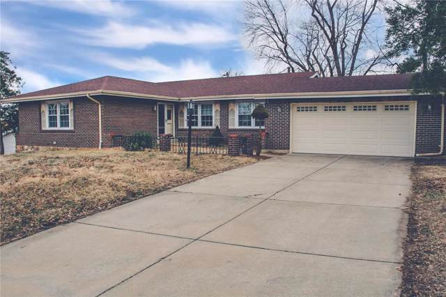 1212 Cheverly Court, St Louis, MO 63146 (#20003963) :: Kelly Hager Group | TdD Premier Real Estate