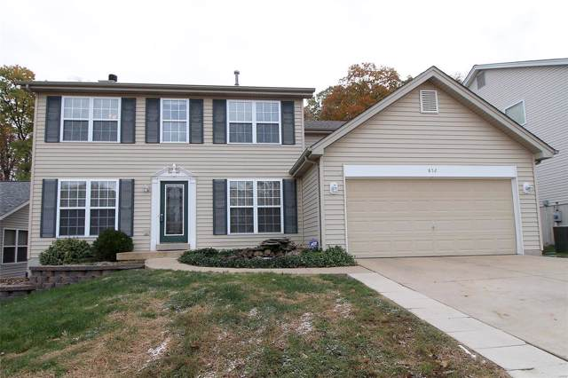 852 Shadow Pine Drive, Fenton, MO 63026 (#20003979) :: Sue Martin Team
