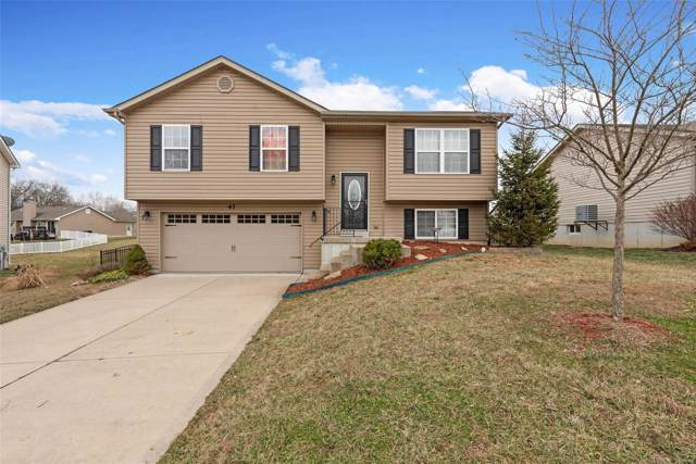 47 Shadow Trace Court, Wentzville, MO 63385 (#20004000) :: The Becky O'Neill Power Home Selling Team