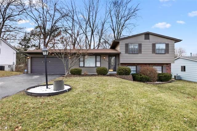 1325 Henriette Hills Drive, St Louis, MO 63146 (#20004011) :: Sue Martin Team