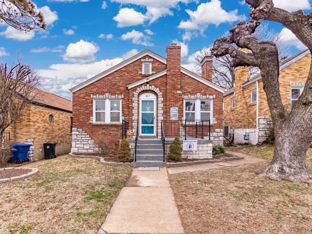 817 Cumberland Drive, St Louis, MO 63125 (#20004019) :: Clarity Street Realty