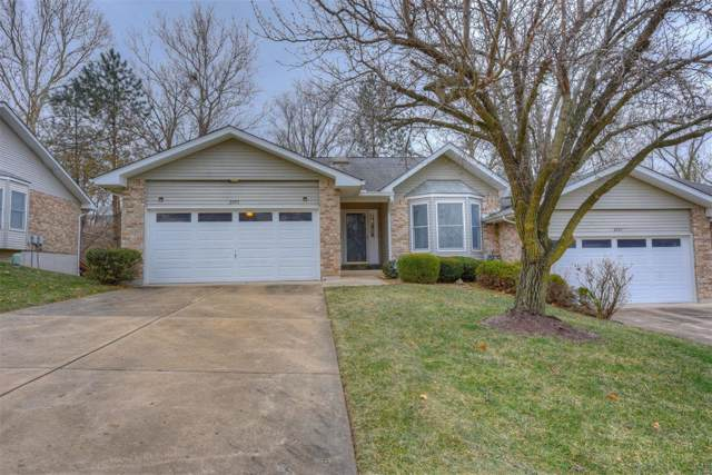 3055 Oakmont Court 4A, Saint Charles, MO 63301 (#20004038) :: St. Louis Finest Homes Realty Group