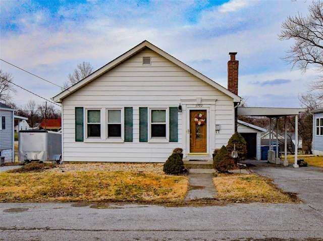 3702 Western Avenue, Alton, IL 62002 (#20004064) :: Clarity Street Realty