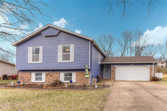 177 Tortuna, Ballwin, MO 63021 (#20004066) :: St. Louis Finest Homes Realty Group