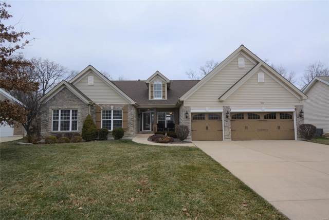 727 Autumnwood Forest Drive, Lake St Louis, MO 63367 (#20004085) :: Clarity Street Realty