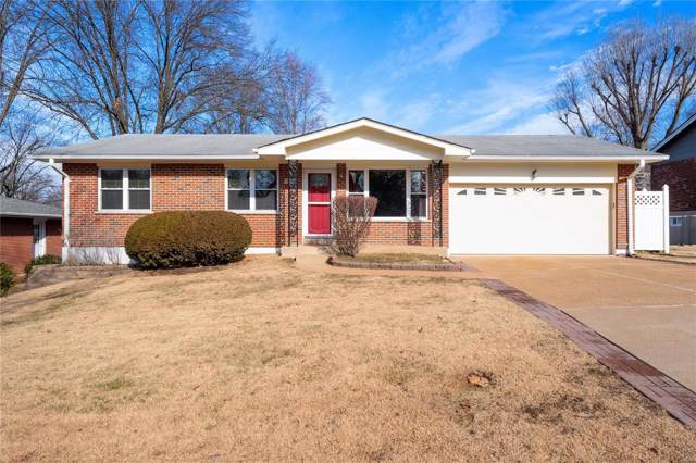 9515 Garber Road, St Louis, MO 63126 (#20004105) :: Clarity Street Realty