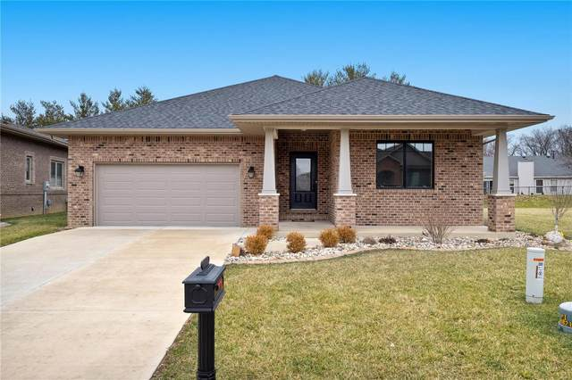 1865 Carrington Way, Swansea, IL 62226 (#20004118) :: The Becky O'Neill Power Home Selling Team