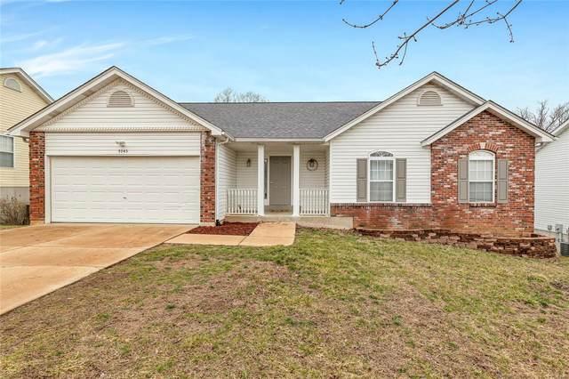5745 Pebble Acres, High Ridge, MO 63049 (#20004130) :: Sue Martin Team