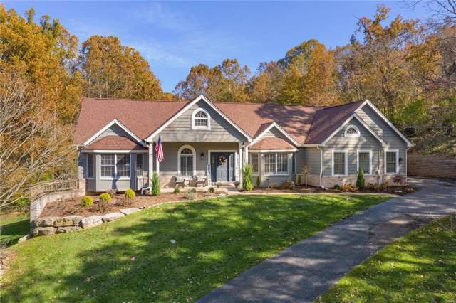 18611 Babler Meadows Drive, Wildwood, MO 63038 (#20004134) :: Sue Martin Team