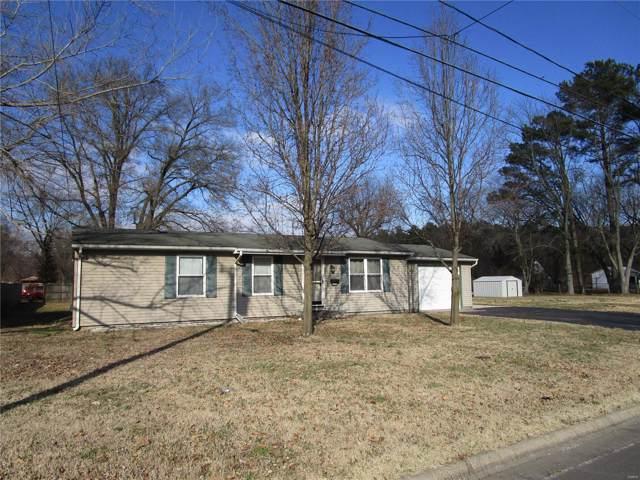 513 E Mound, SPARTA, IL 62286 (#20004153) :: Fusion Realty, LLC