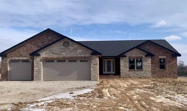 2568 Becker Road, Highland, IL 62249 (#20004176) :: Fusion Realty, LLC