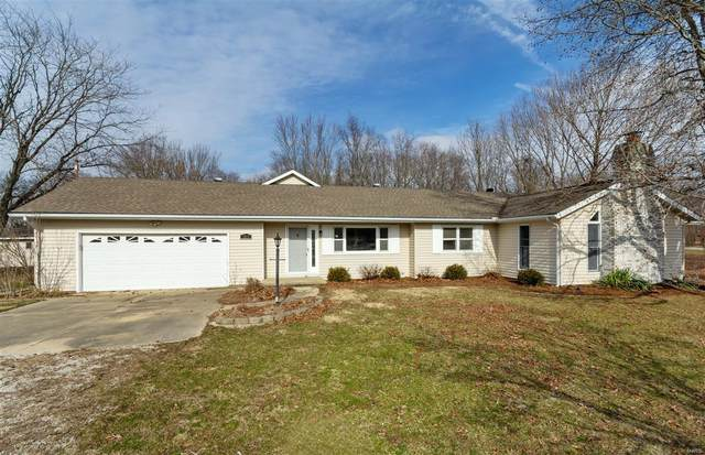 2123 Lake Hills Drive, Vandalia, IL 62471 (#20004180) :: St. Louis Finest Homes Realty Group