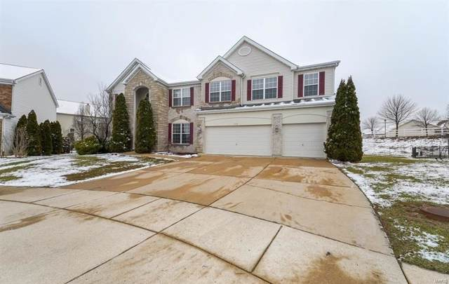 302 Wallace Court, Wentzville, MO 63385 (#20004249) :: Clarity Street Realty
