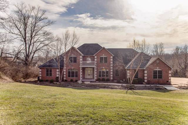 3731 State Route 15, Freeburg, IL 62243 (#20004261) :: Clarity Street Realty