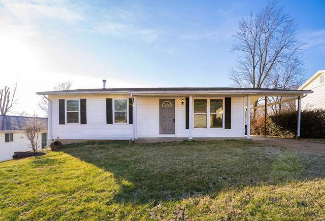 1738 San Miguel Lane, Fenton, MO 63026 (#20004266) :: The Becky O'Neill Power Home Selling Team