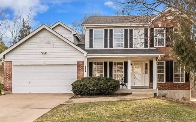 1120 Gateford Ridge Court, Ballwin, MO 63021 (#20004285) :: St. Louis Finest Homes Realty Group