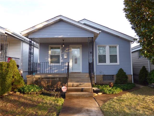 4630 Alexander Street, St Louis, MO 63116 (#20004287) :: Sue Martin Team