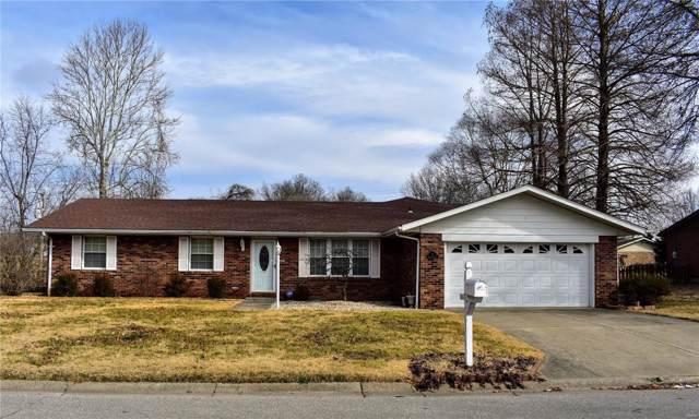 5 Patricia Drive, Fairview Heights, IL 62208 (#20004295) :: Hartmann Realtors Inc.