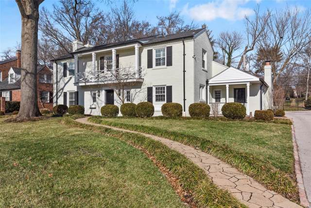25 Black Creek Lane, Ladue, MO 63124 (#20004321) :: RE/MAX Vision