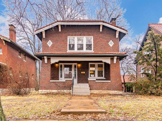 6309 Alamo Avenue, St Louis, MO 63105 (#20004322) :: Sue Martin Team