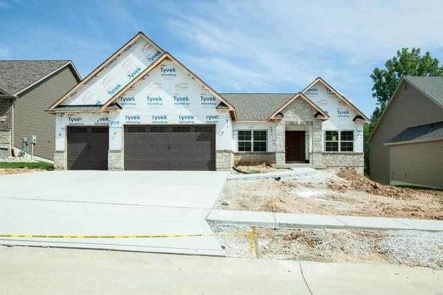 117 Peine Valley Court, Wentzville, MO 63385 (#20004331) :: Kelly Hager Group | TdD Premier Real Estate