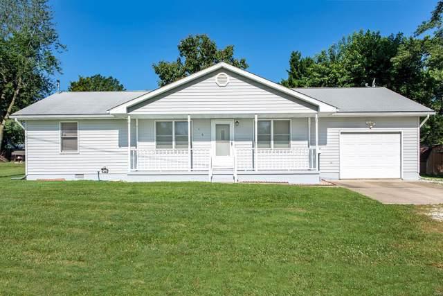 606 Burke, Jerseyville, IL 62052 (#20004369) :: Sue Martin Team