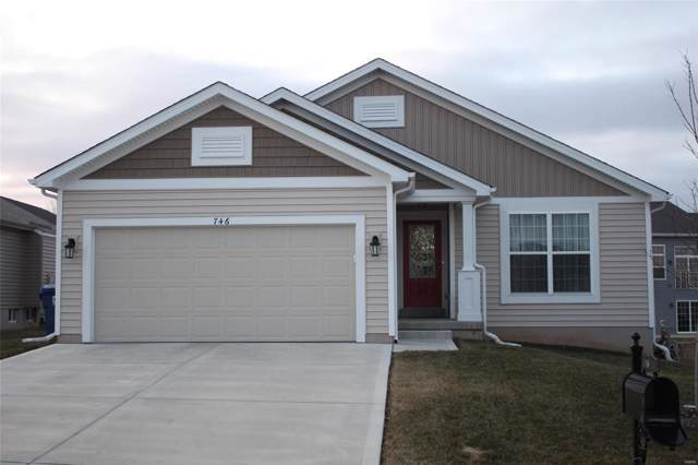 746 Derby Way, Wentzville, MO 63385 (#20004383) :: Clarity Street Realty