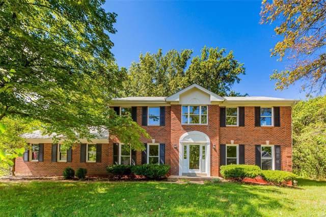 13974 Cedar Grove Drive, Chesterfield, MO 63017 (#20004385) :: Realty Executives, Fort Leonard Wood LLC