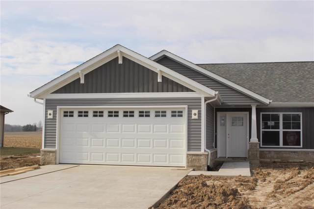 120 Bridgewater Lane A, Highland, IL 62249 (#20004393) :: The Becky O'Neill Power Home Selling Team