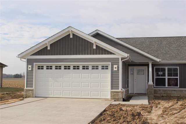 120 Bridgewater Lane A, Highland, IL 62249 (#20004393) :: Hartmann Realtors Inc.