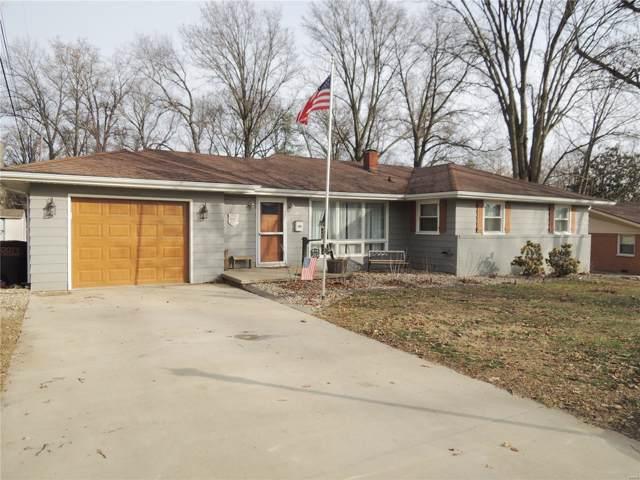 901 Allen Avenue, Greenville, IL 62246 (#20004425) :: Sue Martin Team