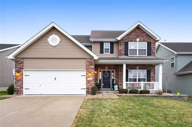 416 Hollowgate Court, Lake St Louis, MO 63367 (#20004426) :: Sue Martin Team