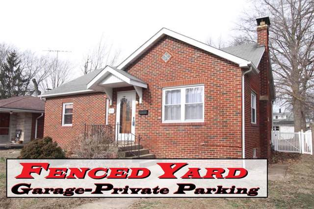 1415 13th Street, Highland, IL 62249 (#20004429) :: The Becky O'Neill Power Home Selling Team